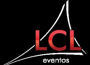Logo LCL Eventos branca grande png